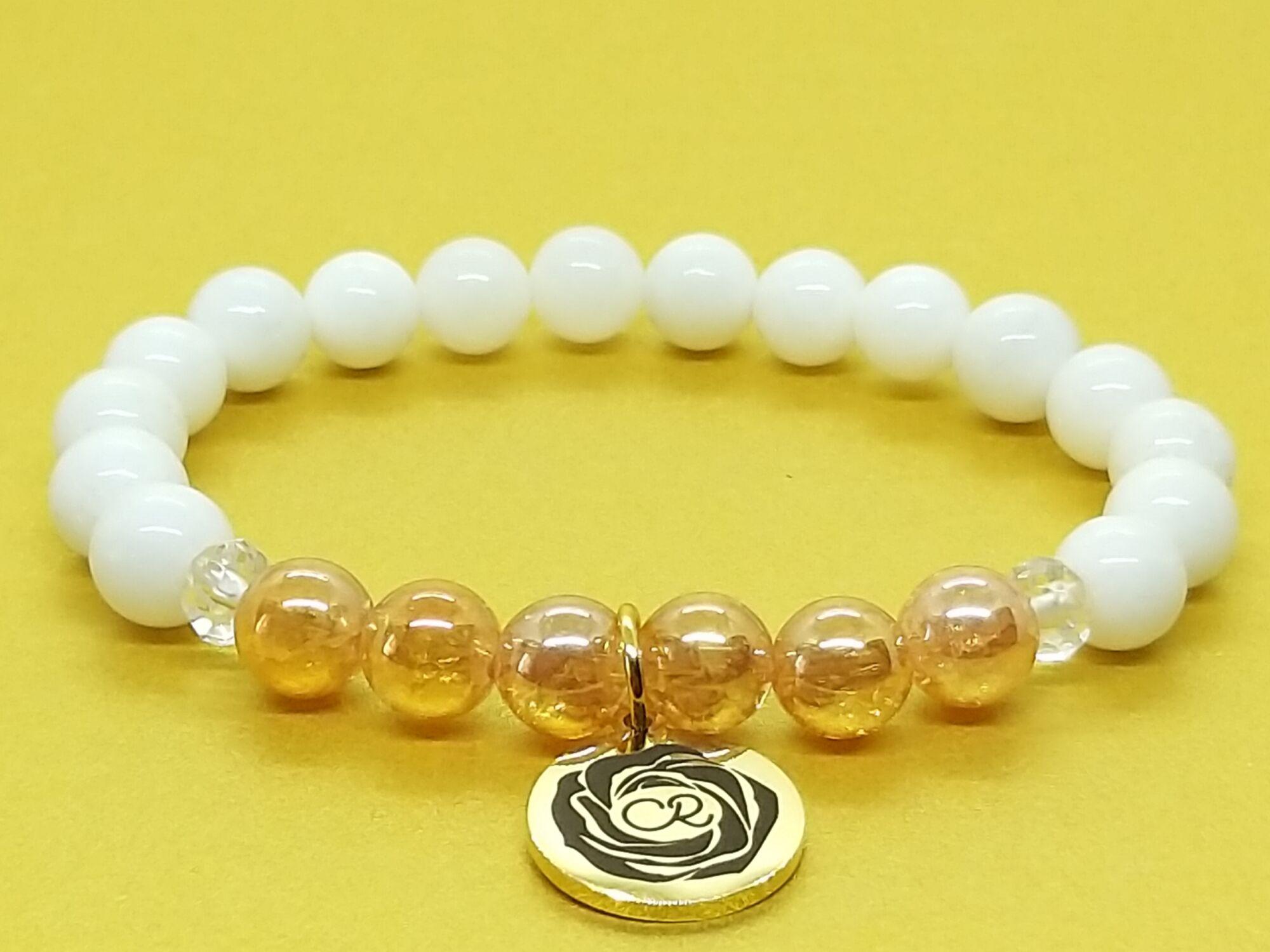 Arana collection, arany aura és hókvarc