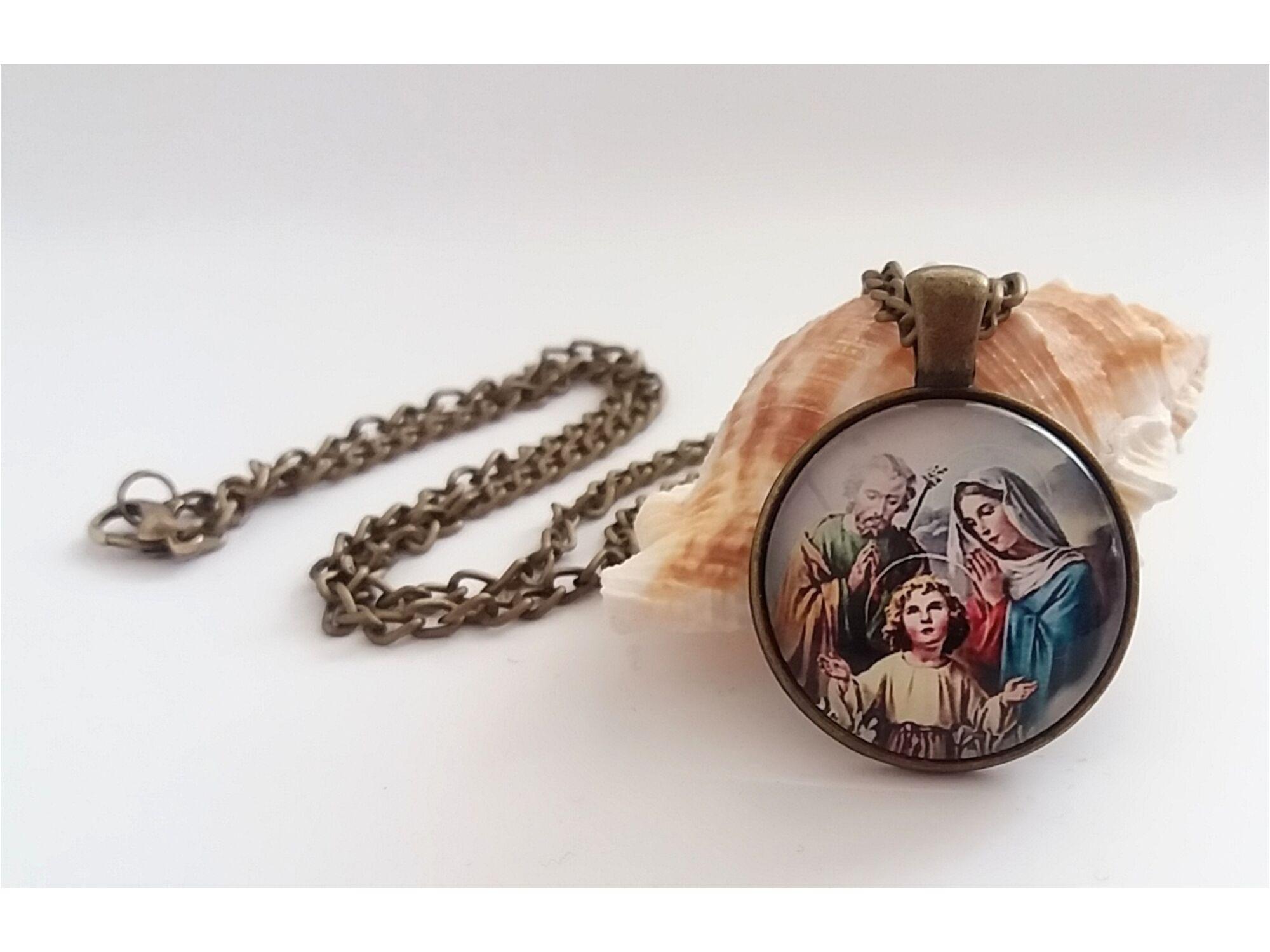 Szent család nyaklánc