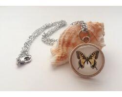Pillangó nyakláncok